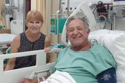 Cấp cứu kịp thời một du khách người Mỹ bị nhồi máu cơ tim