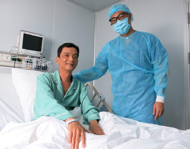 [Vinmec Times City] Điều trị triệt để ung thư gan với phác đồ ghép gan toàn diện