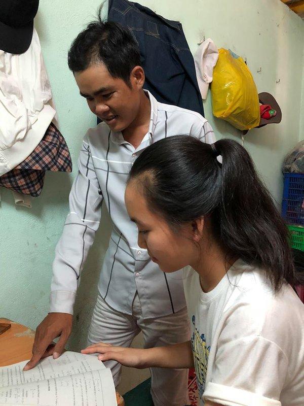 Bệnh nhân tim bẩm sinh Trần Văn Đồng