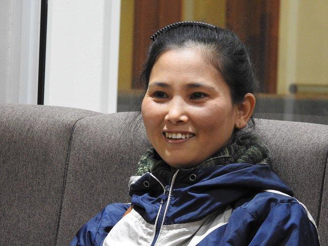 Bệnh nhân thay van tim Nguyễn Thị Bền