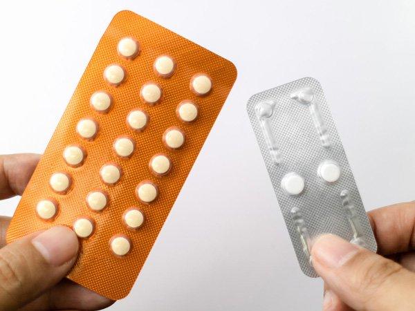 Uống thuốc tránh thai gây rối loạn nội tiết