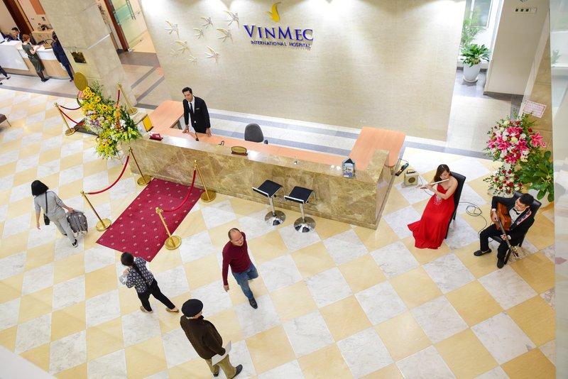 Vinmec Times City tròn  7 tuổi: Bứt phá với những dấu ấn chuyên môn đặc biệt