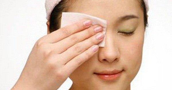 vệ sinh mắt