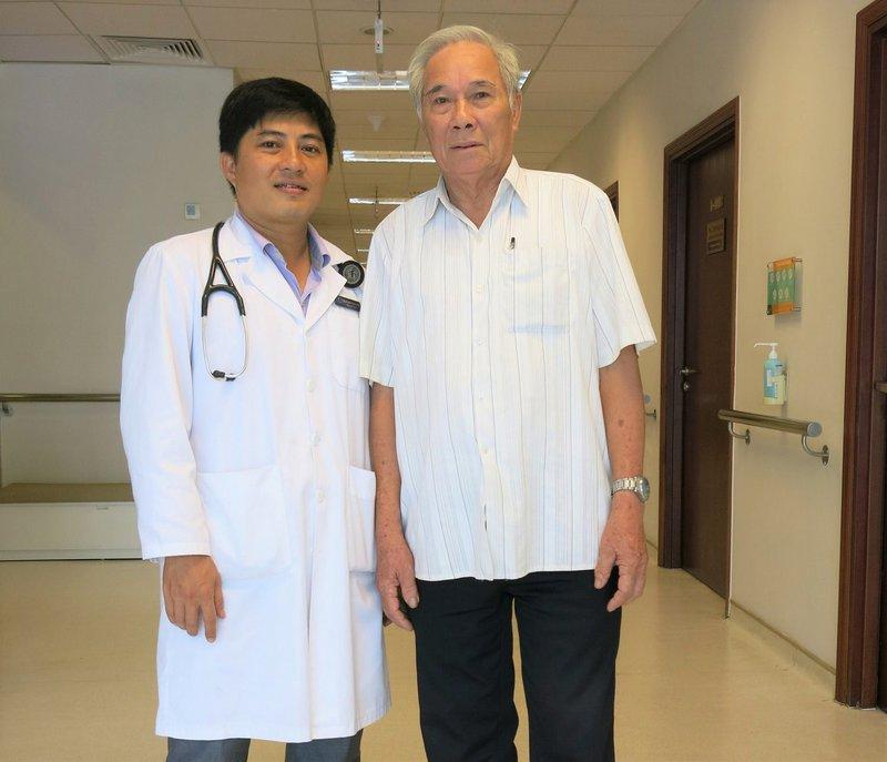 Phòng tai biến đột quỵ cho những người bị tăng huyết áp, tim mạch trong dịp Tết