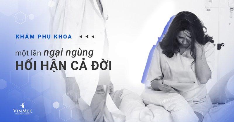 Gói khám, sàng lọc bệnh lý phụ khoa cơ bản 1