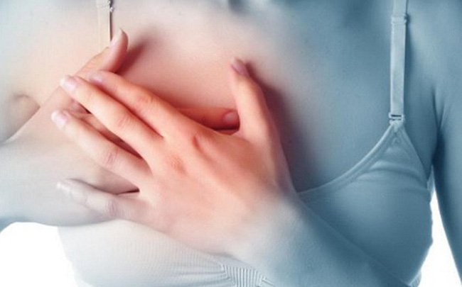 6 dấu hiệu cảnh báo sớm ung thư vú