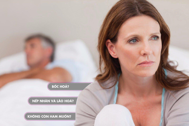 Dấu hiệu tiền mãn kinh sớm phụ nữ cần biết | Vinmec