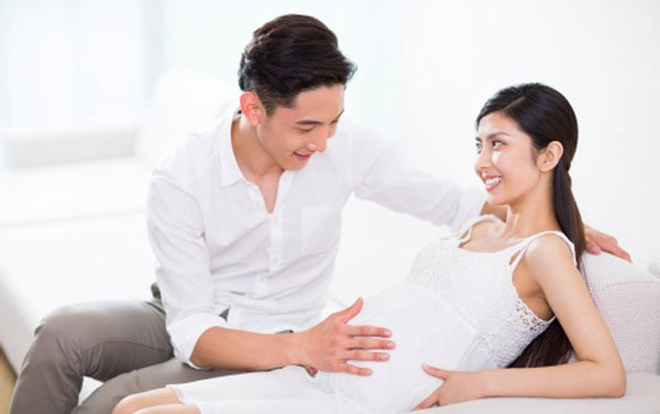 lần đầu mang thai