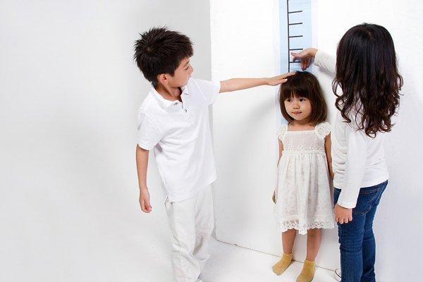 Chiều cao trẻ em