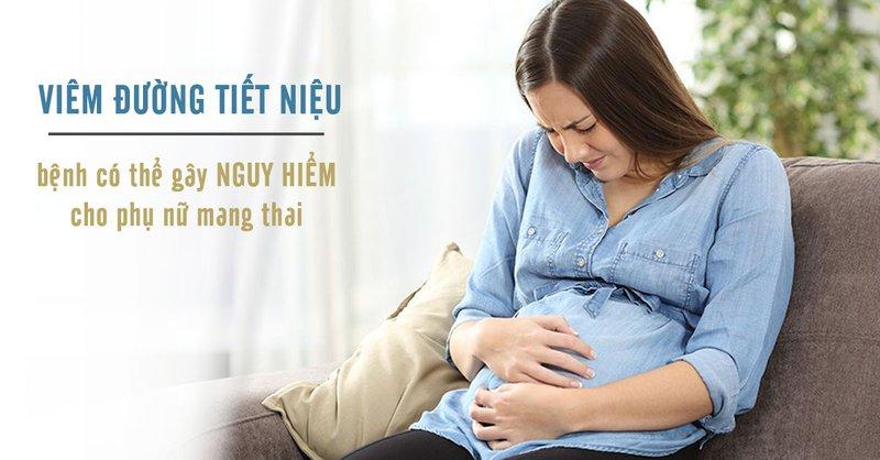 Dấu hiệu nhận biết viêm đường tiết niệu khi mang thai