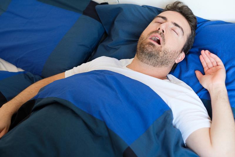 nNgưng thở khi ngủ và biện pháp phòng ngừa