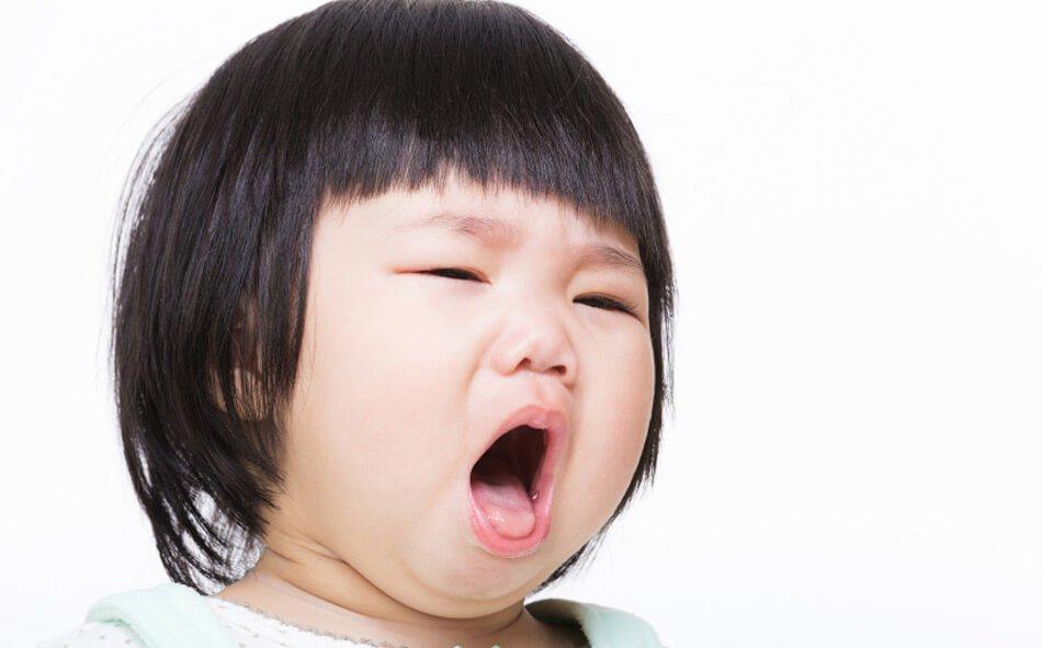 Viêm họng ở trẻ