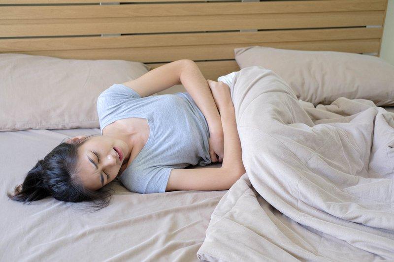 Kết quả hình ảnh cho đau bụng kinh
