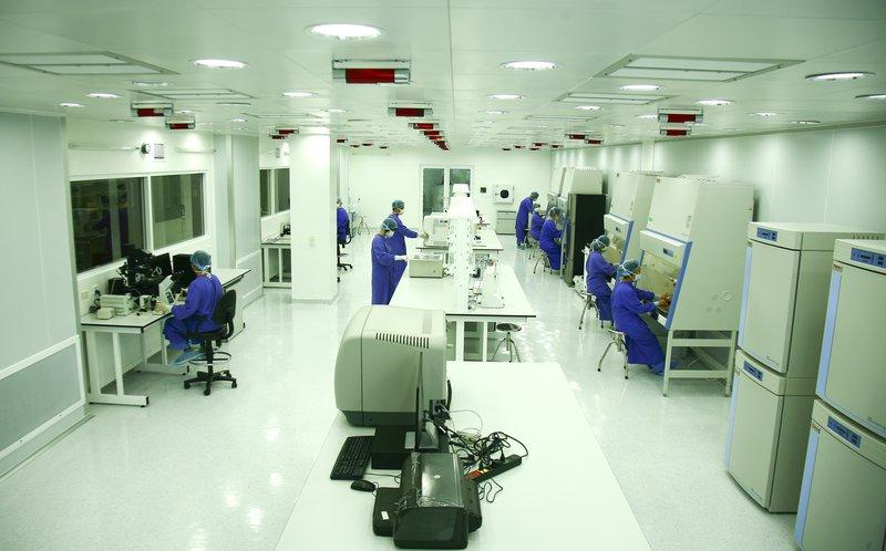 Viên nghiên cứu Tế bào gốc và Công nghệ Gen Vinmec