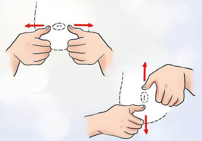 Bài tập đơn giản tự thực hiện tại nhà chữa tụt núm vú