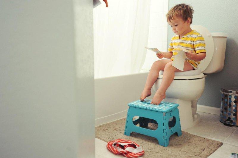 Coi chừng trẻ em cũng có thể mắc bệnh trĩ