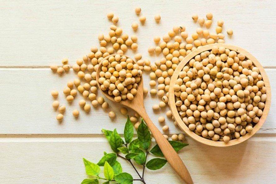 Mầm đậu nành giàu isoflavon giúp cân bằng nội tiết tố nữ