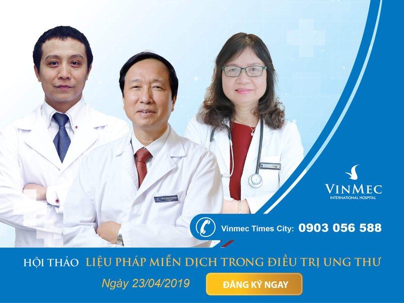 Hội thảo liệu pháp miễn dịch trong điều trị ung thư