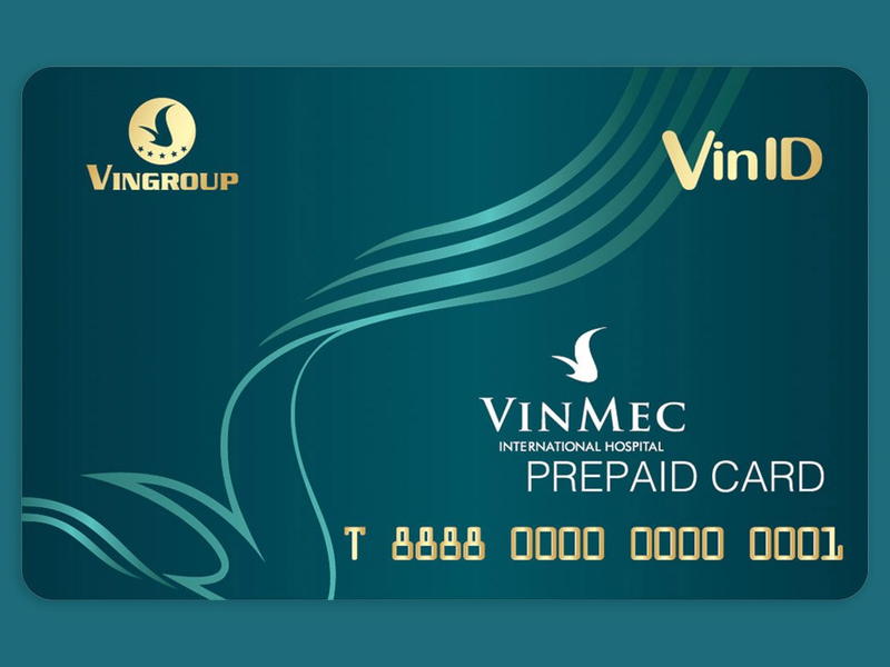 thẻ vinmec prepaid