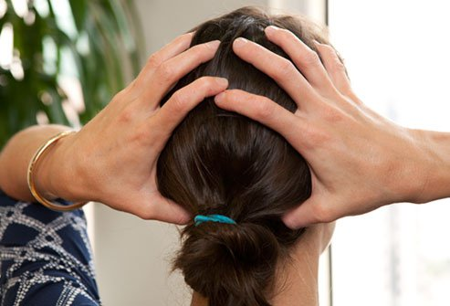 đau đầu sau gáy