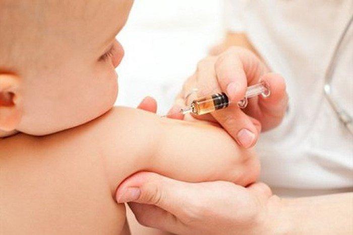các loại vacxin cần tiêm cho trẻ