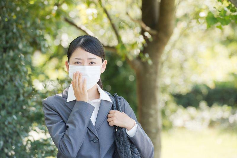 Đeo khẩu trang khi bị cúm A /H1N1
