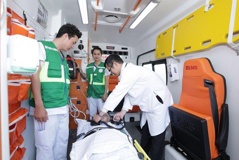 Vinmec Nha Trang cấp cứu ngoại viện 1