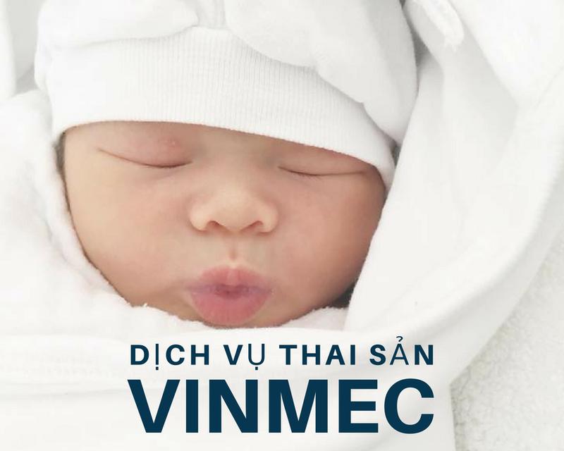 Dịch vụ thai sản Vinmec