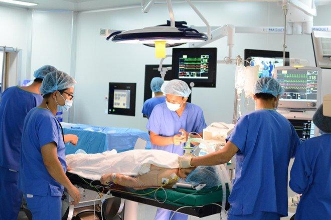 Phẫu thuật TAVI tại vinmec
