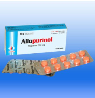 Tác dụng phụ của Allopurinol