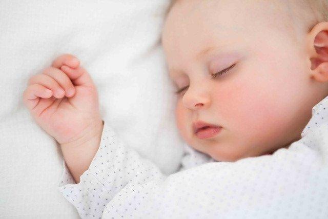ngủ ngáy ở trẻ em