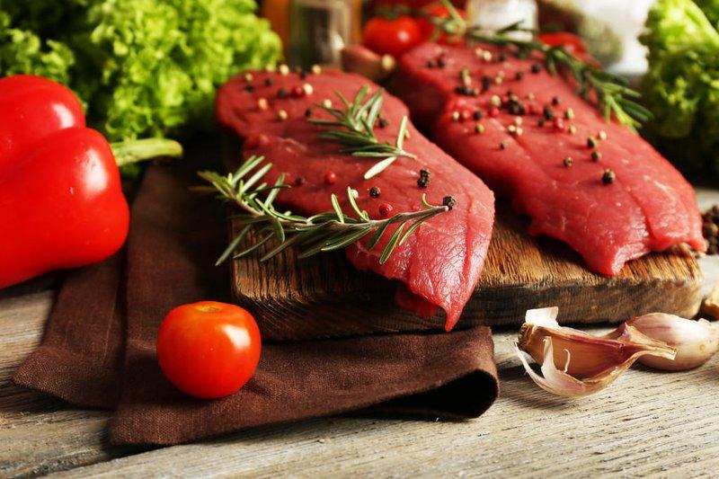Lượng thịt đỏ làm tăng ung thư trực tràng