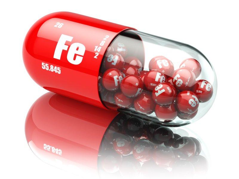 Điều trị thiếu máu do thiếu sắt như thế nào?