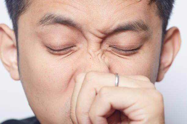 Ngứa mũi