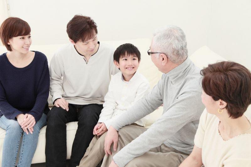 Điều trị ung thư thành công giúp tăng mối quan hệ với gia đình