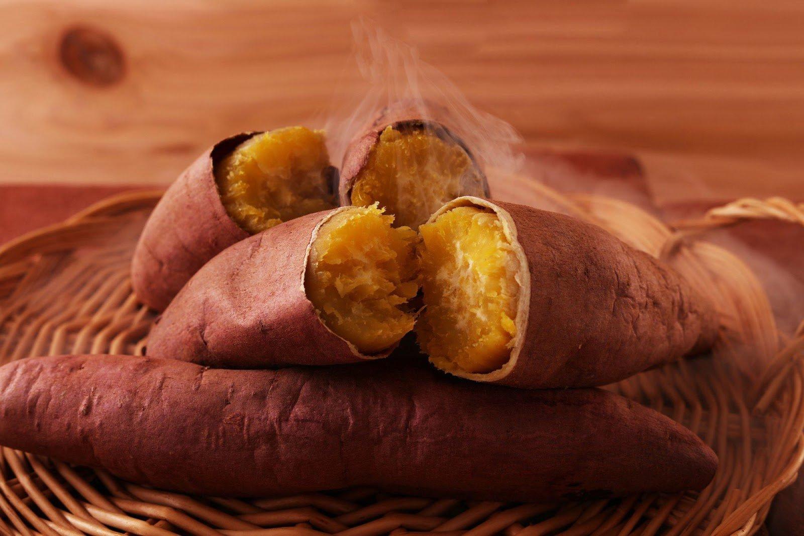 Sau sinh mổ ăn khoai lang được không?