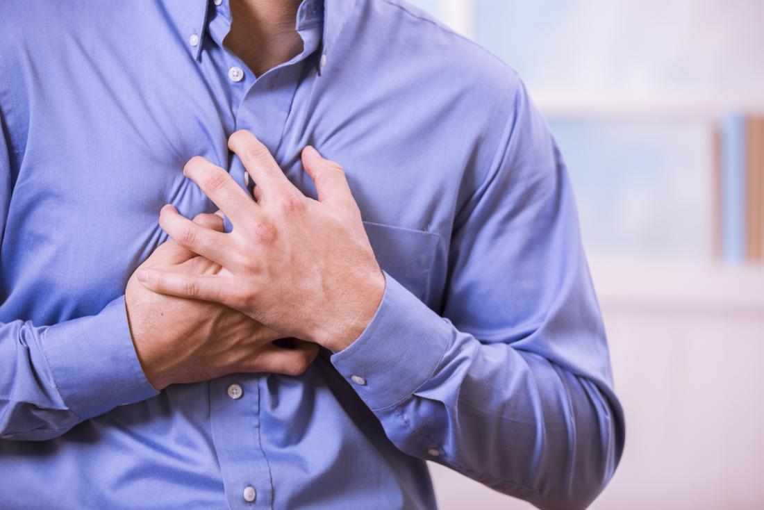 Huyết áp có thể ảnh hưởng bởi nhịp thở