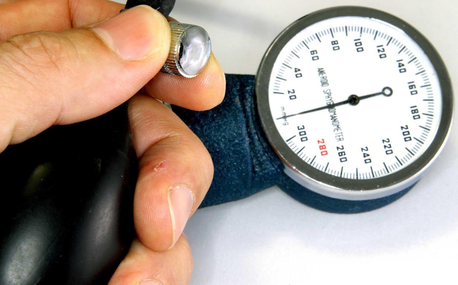 Huyết áp cao khi chỉ số vượt mức bình thường