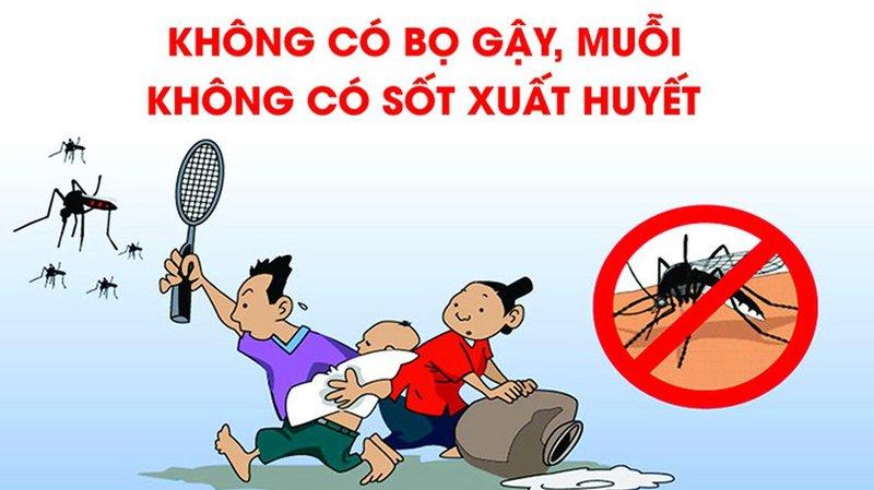 Phòng chống muỗi