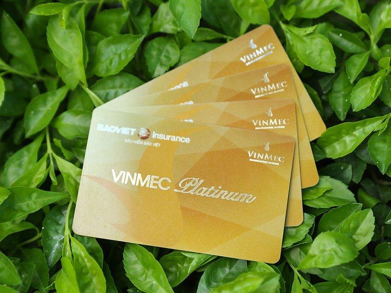 Đối tượng sử dụng và chi tiết quyền lợi thẻ bảo hiểm Vinmec Platinum
