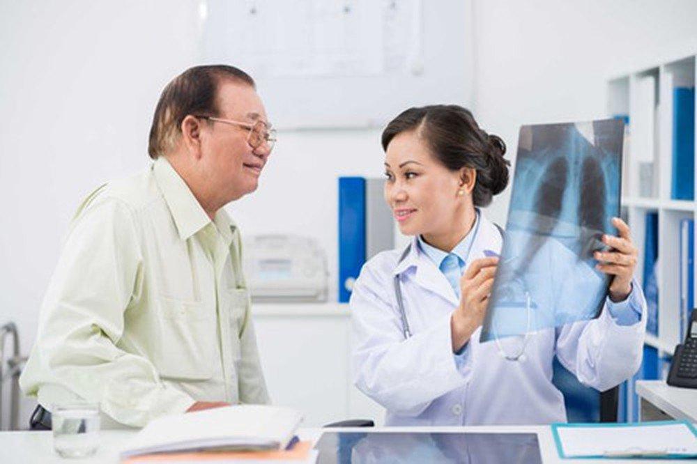 Điều trị lao phổi