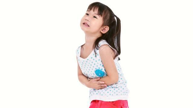 Đau dạ dày ở trẻ