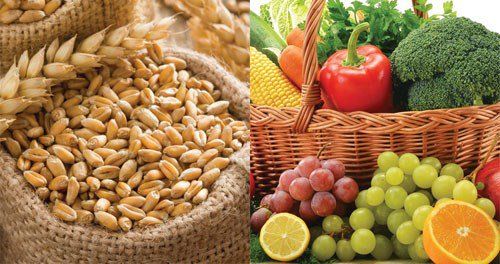 Người bị suy nhược cơ thể nên bổ sung đầy đủ rau củ quả và ngũ cốc
