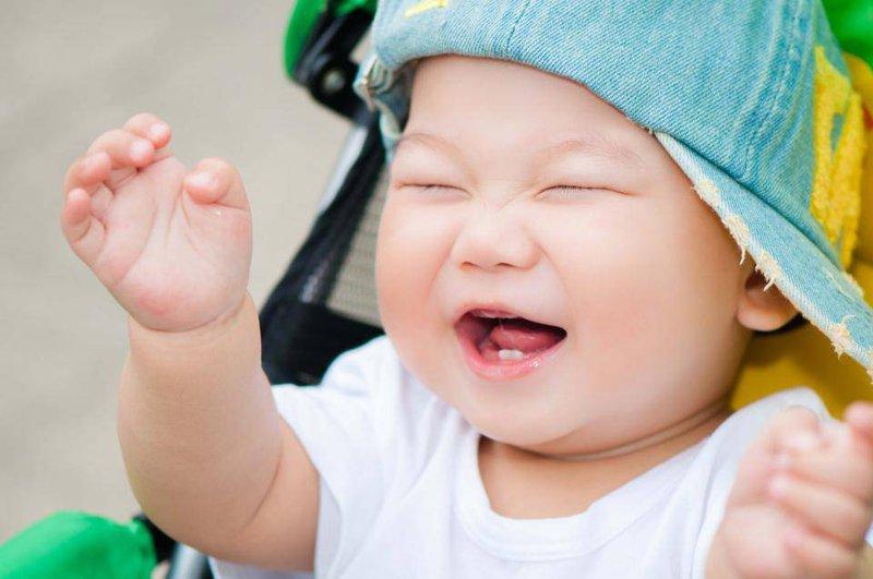 Lịch mọc răng sữa của trẻ