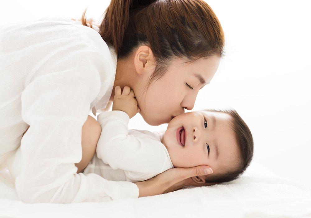 Chăm sóc trẻ khi mọc răng sữa