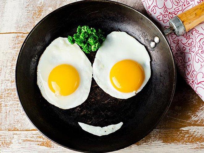 Lưu ý người tiểu đường khi ăn trứng