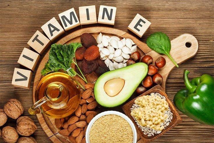 Lưu ý về việc bổ sung vitamin E khi mang thai