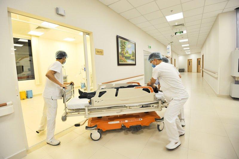 Bệnh nhân người Úc ''Tôi nhận được sự điều trị tốt hơn bất cứ nơi nào trên thế giới''