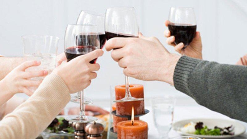 Như thế nào được gọi là uống nhiều rượu?