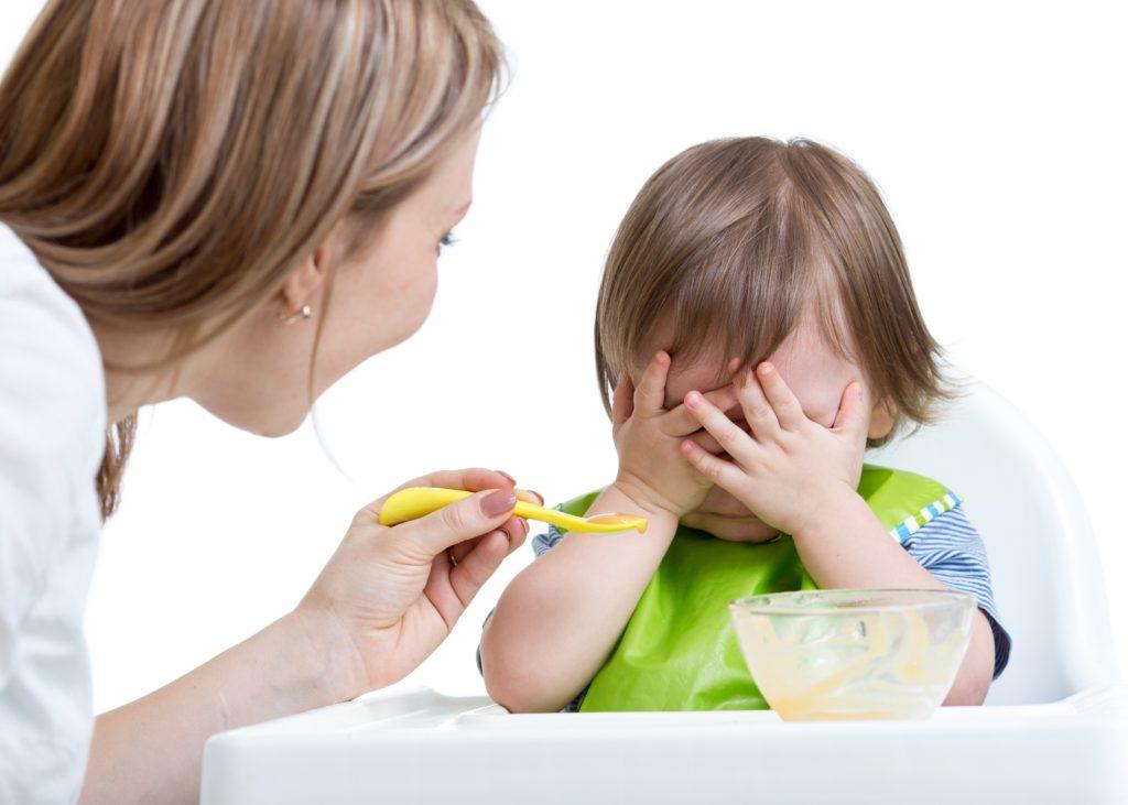 Phân biệt biếng ăn sinh lý - biếng ăn bệnh lý